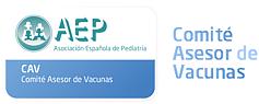 Logo del CAV-AEP